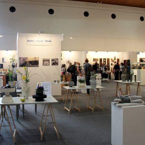 Majolika auf der art Karlsruhe 2017