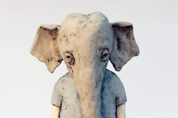 "Karlsruhe Multiple ""Ich bin ein Elefant"""