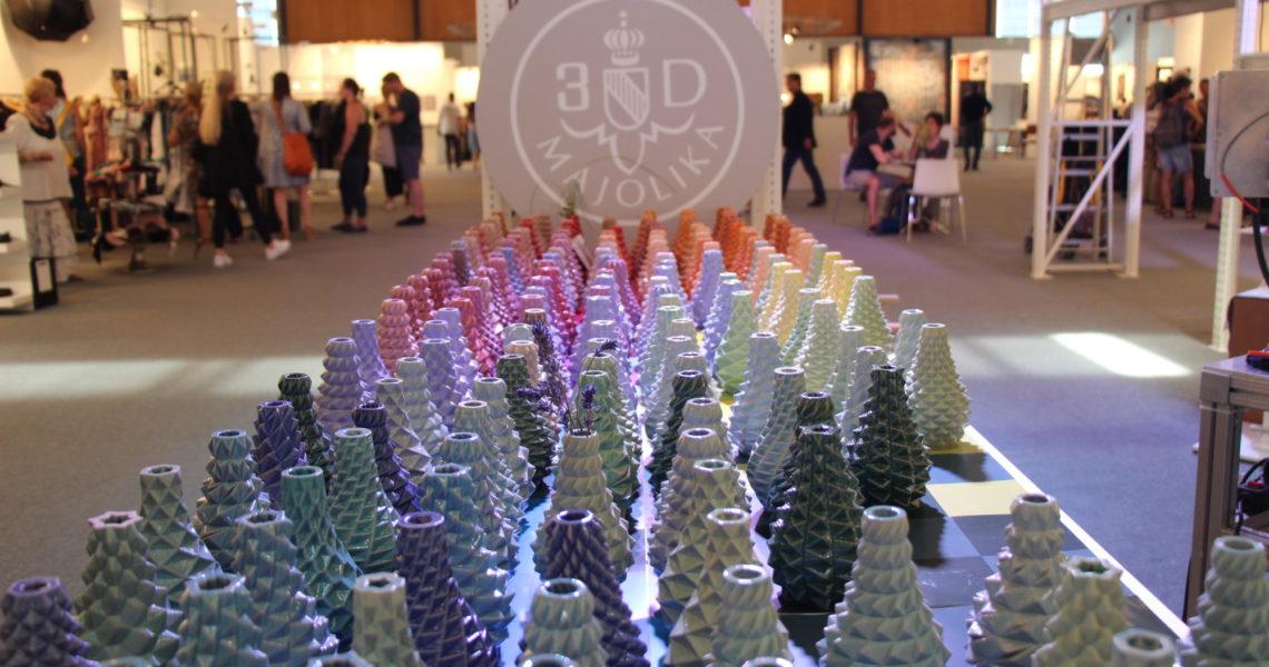 Eunique 2018 – Ein toller Erfolg für die Majolika auf der Designmesse